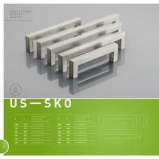 Ручка SKO 128 мм Сталь