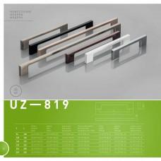 Ручка UZ-819 096 мм шлифованные сталь