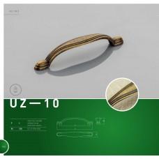 Ручка 10-096 мм Бронза