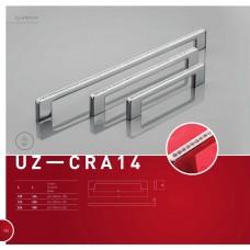 Ручка UZ-CRA 14 128 мм хром