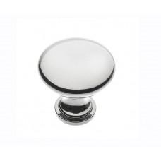 Ручка кнопка GTV TERNI d 30 мм Хром