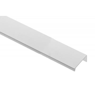 Ручка профиль HEXI 3500 мм, Алюминий - UA-HEXI-3500-05