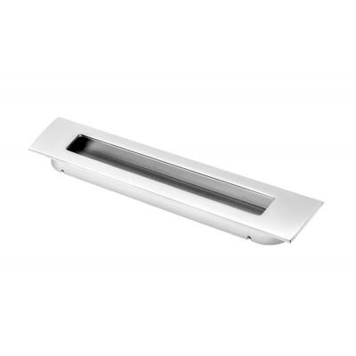 Ручка врезная GTV UZ-E6 160 мм Алюминий - UZ-E6-160-05