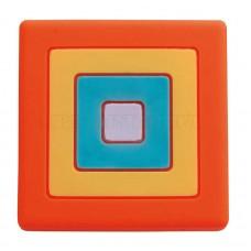 Ручка детская резиновый квадрат