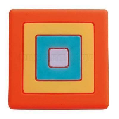 Ручка детская резиновый квадрат - um-kid-f-001