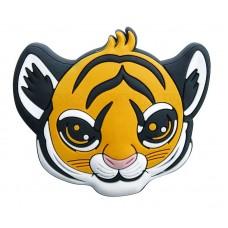 Ручка детская резиновый тигрик