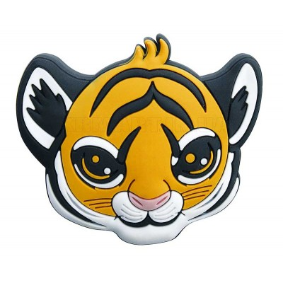 Ручка детская резиновый тигрик - um-kid-i-002