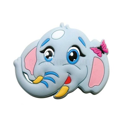 Ручка детская резиновый слоник - um-kid-p-001