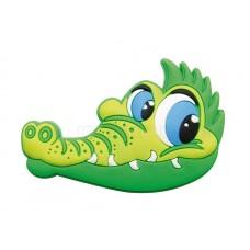Ручка детская резиновый крокодил