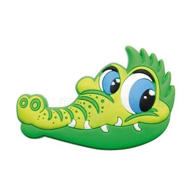 Ручка детская резиновый крокодил - um-kid-q-001