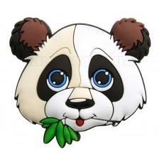 Ручка детская резиновая панда