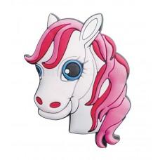 Ручка детская резиновый лошадка