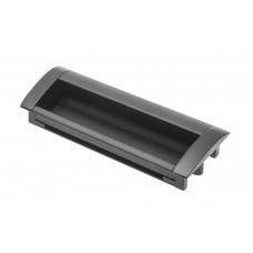 Ручка врезная GTV UA-326128 мм Черный