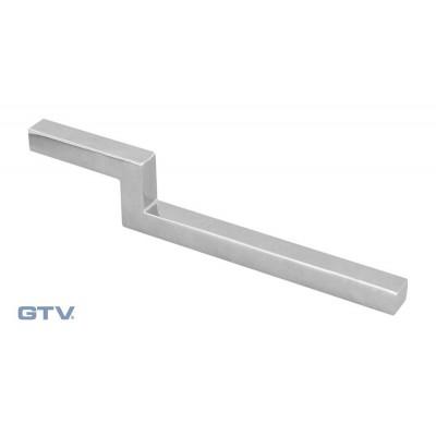 Ручка ALRA 096 мм шлифованная сталь - uz-alra096-06