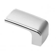 Ручка GTV MONZA 16 мм Хром / шлифованная сталь А