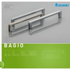 Ручка BAGIO 160 мм шлифованная сталь