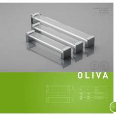Ручка OLIVA L-160 мм хром