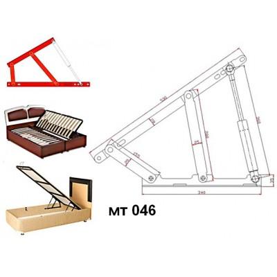 Механизм подъёма кровати мт 046
