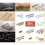 Новая коллекция ручек для мебели System