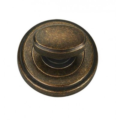 T6 AMAB накладка под WC античная матовая старая бронза - t6_amab