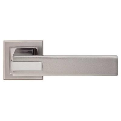 Z-1320 BN/SBN ручка для дверей. на роз.чорн никель/мат.чорн.никель - z-1320-bnsbn