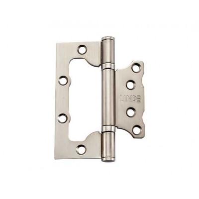 HB-100 SN Петля для дверей матовый никель МВМ.
