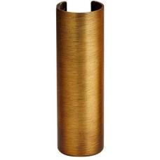 HC14-48 MACC колпачок для завесы в цвете матовая бронза