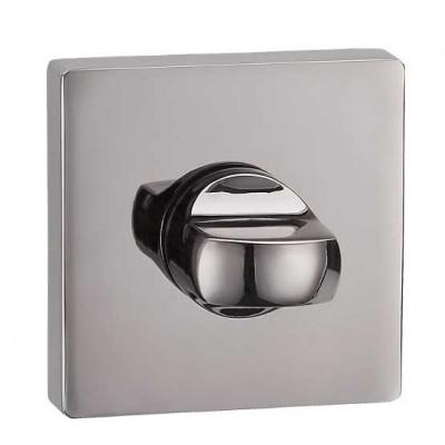 T1 BN накладка на замок под WC черный никель - t1-bn