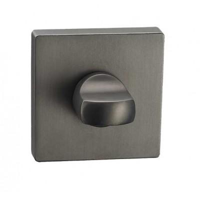 T1 MA накладка на замок под WC матовый антрацит - t1-ma