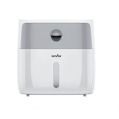 Держатель для туалетной бумаги клейкий BP-16 пластиковый белый / серый - BP-16 білий/сірий