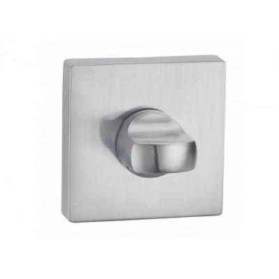 T1 МС накладка на замок под WC матовый хром - t1-mc