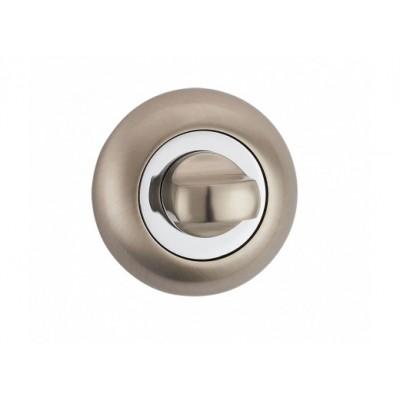 T3 SN / CP накладка под WC мат.никель / полир.хром - t3-sn-cp