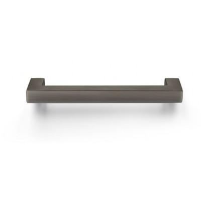 Мебельная ручка скоба MVM SS-1024-128 матовый антрацит - SS-1024-128 MA