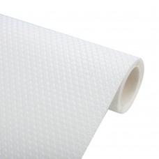 DM-20000 W 20м*0,5м коврик для полок и ящиков белый