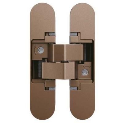 AN 140 3D Петля для дверей, цвет старая бронза - an-140-3d-ab