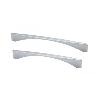 Ручка D-1006-160 CP для мебели полированный хром - d_1006_160_cp