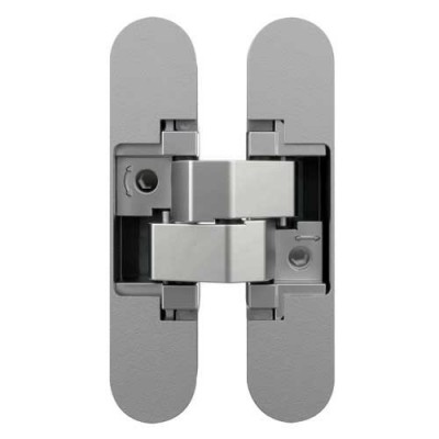 AN 140 3D Петля для дверей, матовый хром - an-140-3d-mc