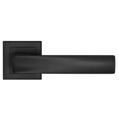 A-2010 Black ручка для дверей на розетке - a-2010-black