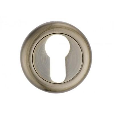 E5 AB накладка под цилиндр старая бронза - e5-ab