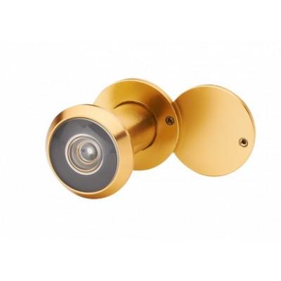 DV35-55/16 SB глазок дверной матовая латунь - dv35-5516-sb