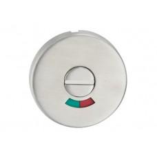 T11i SS накладка под WC (крас/зел. индикатор) нержавеющая сталь