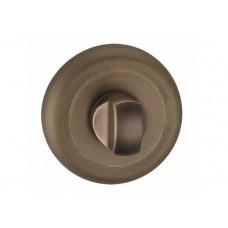 T8a MAB накладка на замок под WC, матовая античная бронза