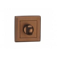 T7a MCF накладка на замок под WC, мат темная бронза