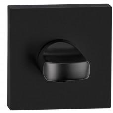 Накладка на замок под WC T20 в цвете BLACK черный