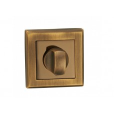 T7 MACC / PCF накладка под WC мат.бронза / полированная бронза