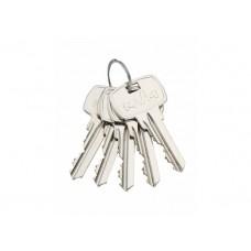 P6E30 / 30T AB цилиндр англ.ключ / тумблер старая бронза