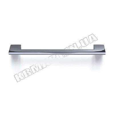 Ручка D-1005-224 CP для мебели полированный хром - d_1005_224_cp
