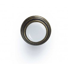 D-1025-33 MAB Ручка для мебели матовая античная бронза