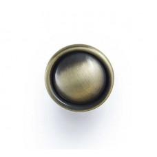 D-1031-33 SAB Ручка для мебели блестящая античная бронза