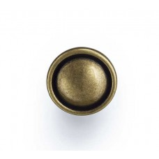 D-1031-33 SMAB Ручка для мебели блестящая матовая античная бронза